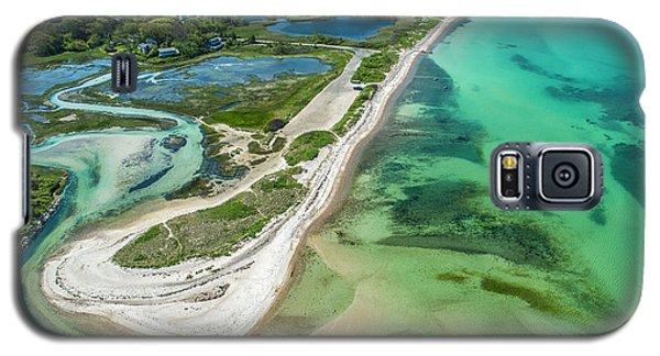 Woodneck Beach Galaxy S5 Case