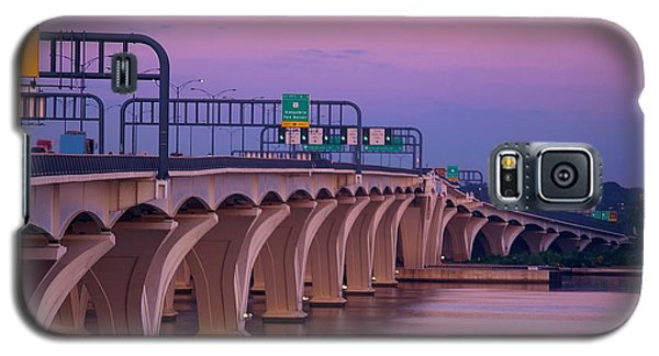 Woodrow Wilson Bridge Galaxy S5 Case