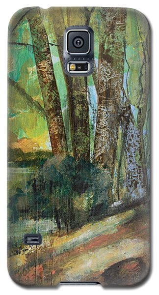 Woods In The Afternoon Galaxy S5 Case