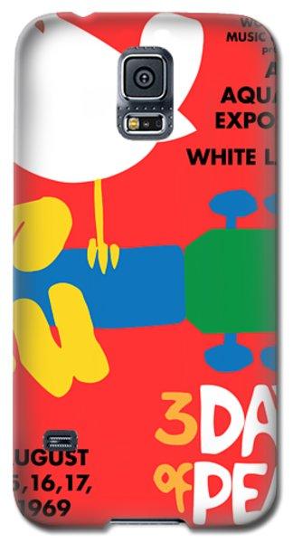 Woodstock Galaxy S5 Case