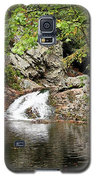 Galaxy S5 Case featuring the photograph Woodsy Flow by Kristin Elmquist