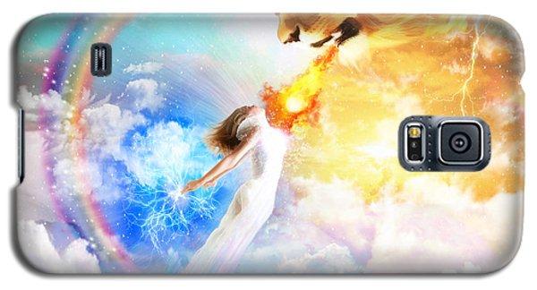 Words Like Fire Galaxy S5 Case