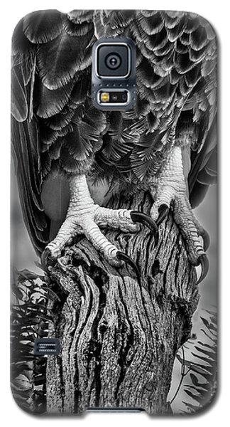 Galaxy S5 Case featuring the photograph Working Feet by Steve Zimic