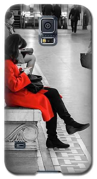 Working Girl Galaxy S5 Case