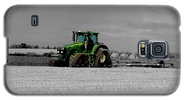 Working The Fields Galaxy S5 Case