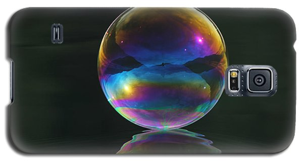 World Of Refraction Galaxy S5 Case by Cathie Douglas