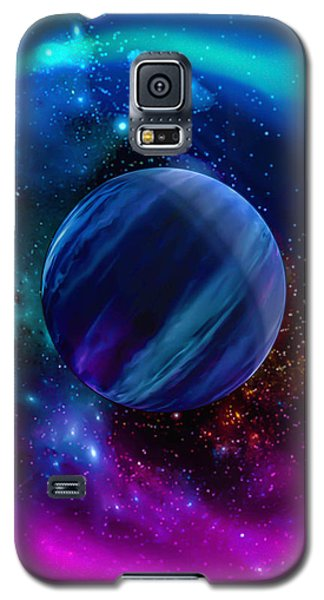 World Of Water Galaxy S5 Case by Naomi Burgess