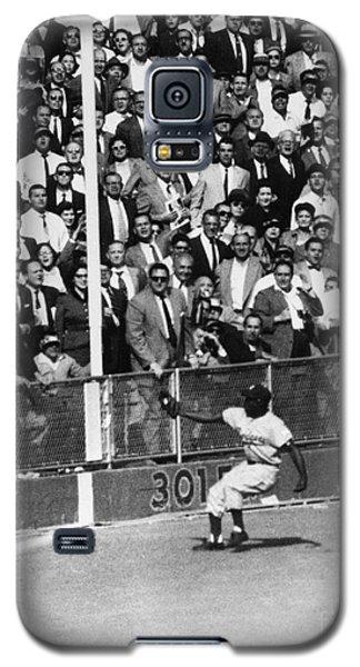Yankee Stadium Galaxy S5 Case - World Series, 1955 by Granger