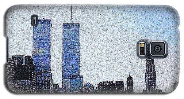World Trade Center Once Upon A Time... Galaxy S5 Case