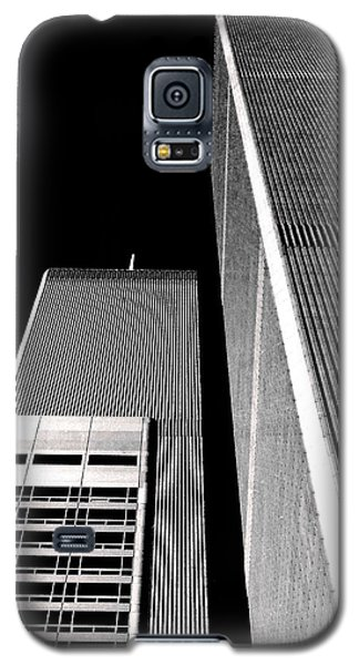 World Trade Center Pillars Galaxy S5 Case
