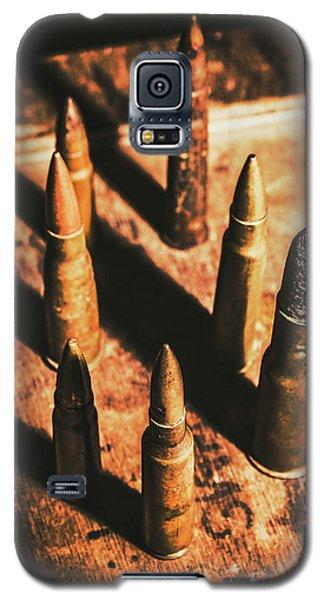 World War II Ammunition Galaxy S5 Case
