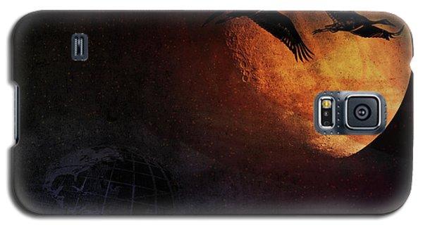 World's Fair Birds Galaxy S5 Case