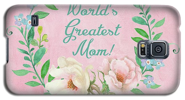 World's Greatest Mom Galaxy S5 Case
