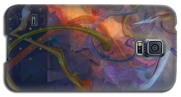 Wormholes Galaxy S5 Case by David Klaboe