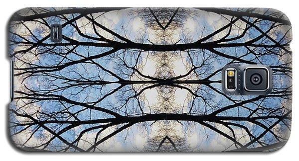 Woven Sky Galaxy S5 Case
