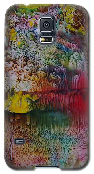Wow- Exotic Landscape Galaxy S5 Case