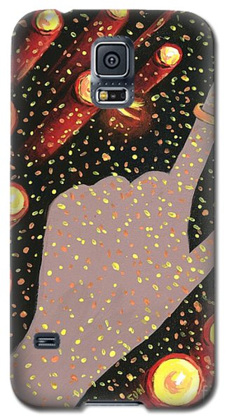 Wrapped Around My Finger Galaxy S5 Case