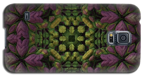 Galaxy S5 Case featuring the digital art Wreath by Lyle Hatch