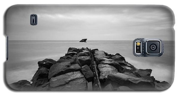 Wreck Of The Ss Atlansus Of Cape May Nj Galaxy S5 Case