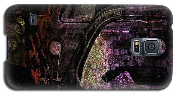 Wrecking Yard Design Galaxy S5 Case by Jim Vance