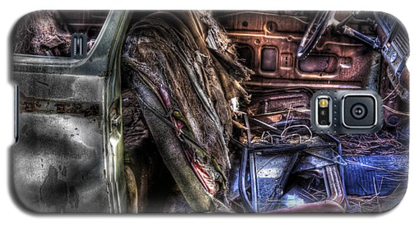 Wrecking Yard Study 1 Galaxy S5 Case