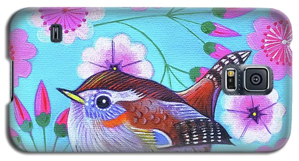 Wren Galaxy S5 Case by Jane Tattersfield
