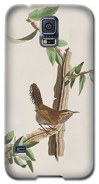 Wren Galaxy S5 Case by John James Audubon
