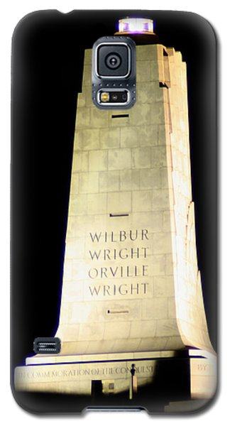 Wright Brothers' Memorial Galaxy S5 Case