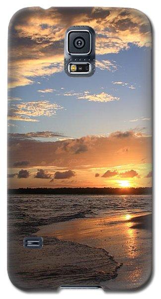Wrightsville Beach Island Sunset Galaxy S5 Case