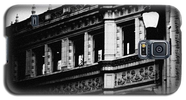 Wrigley Building Square Galaxy S5 Case