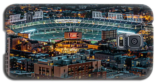 Wrigley Field From Park Place Towers Dsc4678 Galaxy S5 Case