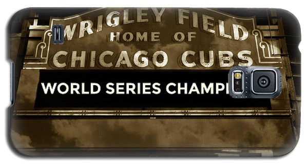 Wrigley Field Sign - Vintage Galaxy S5 Case