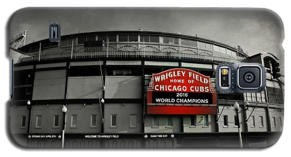 Wrigley Field Galaxy S5 Case by Stephen Stookey
