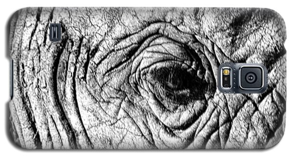 Wrinkled Eye Galaxy S5 Case