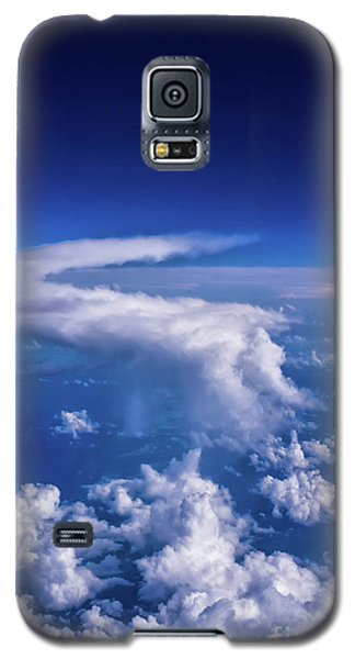 Writing In The Sky Galaxy S5 Case