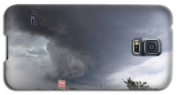 Wrong Way Galaxy S5 Case