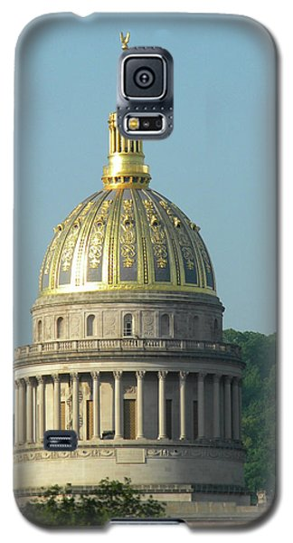 West Virginia State Capital Building  Galaxy S5 Case