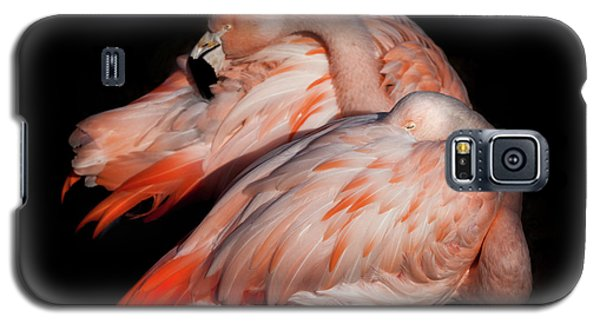 When Two Become As One Galaxy S5 Case by Karen Wiles