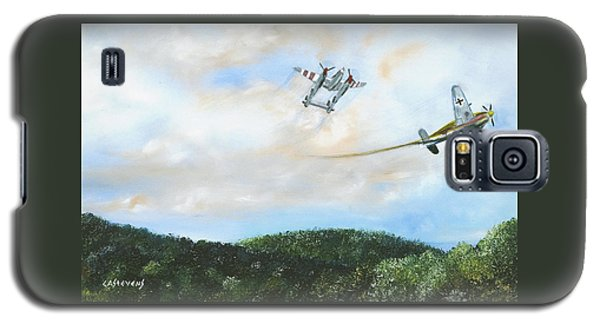 Wwii Dogfight Galaxy S5 Case