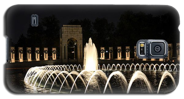 Wwii Memorial Galaxy S5 Case