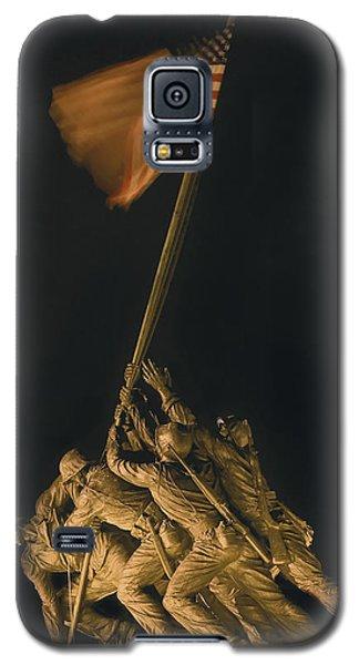 Iwo Jima Remembrance Galaxy S5 Case