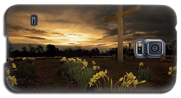 Wye Mountain Sunset Galaxy S5 Case
