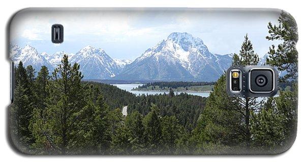 Wyoming 6490 Galaxy S5 Case