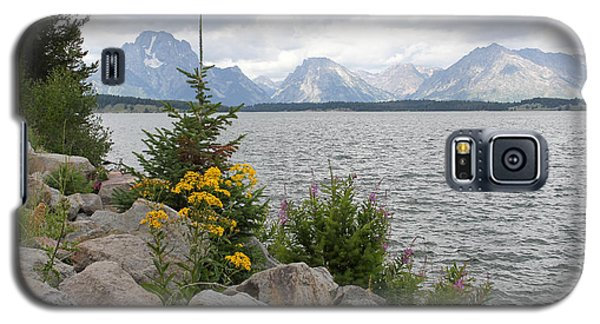 Wyoming Mountains Galaxy S5 Case