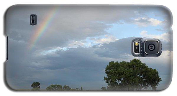 Wyoming Rainbow Galaxy S5 Case