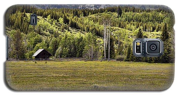 Wyoming Ranch Galaxy S5 Case