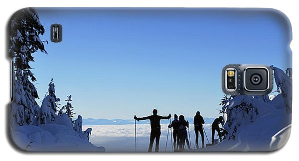 X-country Skiing  Galaxy S5 Case