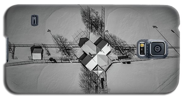 X Marks The Spot Galaxy S5 Case