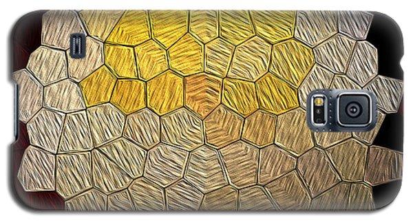 X-mas Tiles Galaxy S5 Case