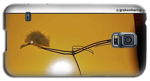 Galaxy S5 Case featuring the photograph X-ray Bird by Graham Harrop